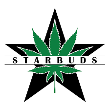 Starbuds Marijuana Dispensary Official Logo